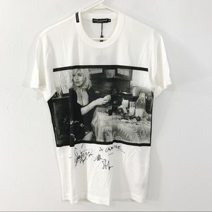 Dolce & Gabbana Authentic Madonna T-shirt